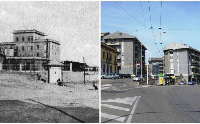 La Cagliari che non c'è più: la vecchia fabbrica dell'Ichnusa demolita nel 1975