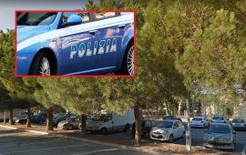 parcheggi marina piccola furto polizia
