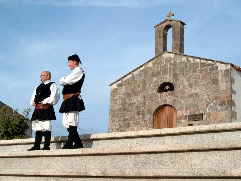 Atzara, chiesa di San Giorgio - Fonte Comune di Atzara
