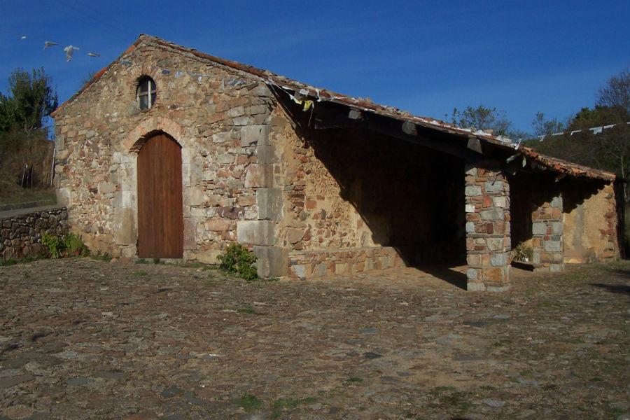 Atzara, chiesetta Santa Maria de susu - Fonte www.borghimagazine.it