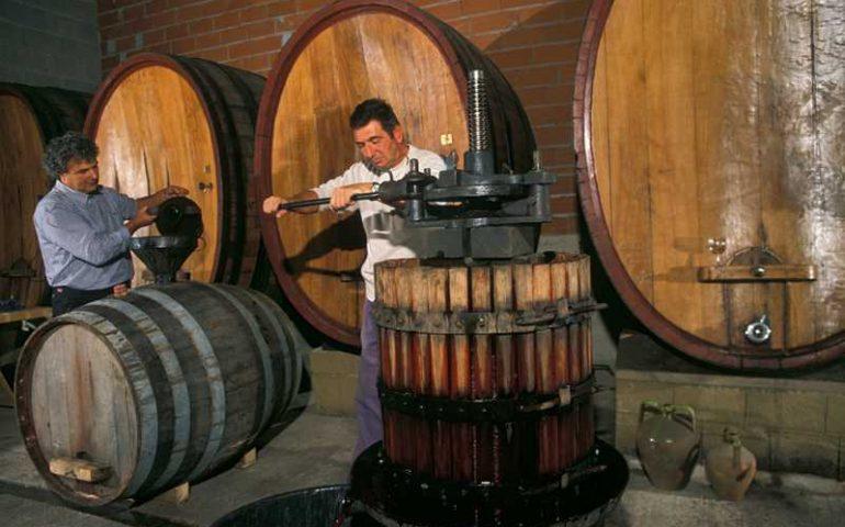 (FOTO) Autunno in Barbagia: Atzara, paese del vino e uno dei borghi più belli d'Italia