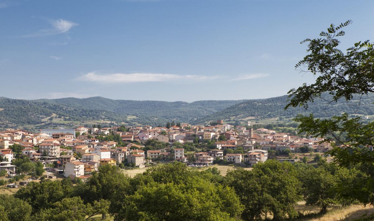 Atzara, paese - Fonte www.sardegnaturismo.it
