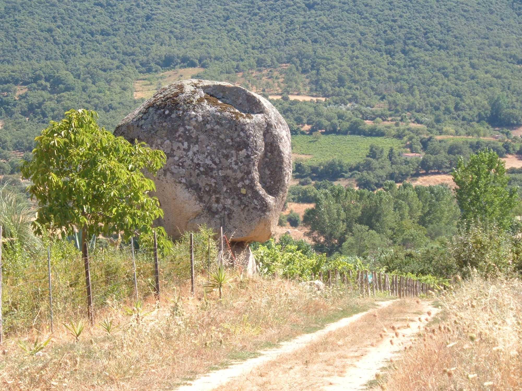 Atzara, su conchili - Fonte Comune Atzara