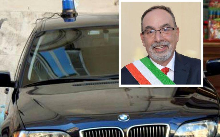 Quartu, addio all'auto blu: il sindaco Delunas rinuncia alla Bmw di rappresentanza