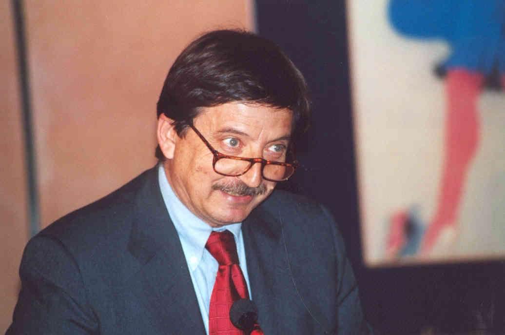 Il professor Giuseppe Marci