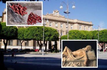 Il tempio di Venere e Adone in piazza del Carmine riti d'amore e morte nella Cagliari romana