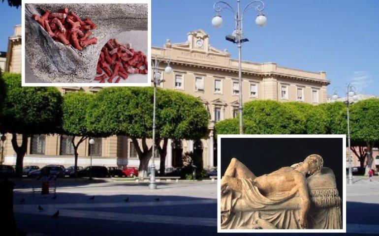 Lo sapevate? Un tempio dedicato ad Adone e Venere dove oggi sorgono le Poste di piazza del Carmine