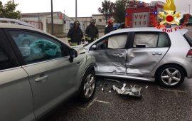 Incidente stradale nuoro