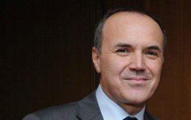 Mauro Balata nuovo presidente della Lega di Serie B - Foto AdnKronos