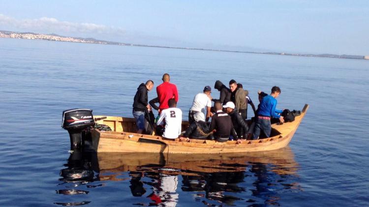 Nuovi sbarchi nel Sulcis: ventitrè migranti soccorsi davanti alle coste dell'Isola di San Pietro