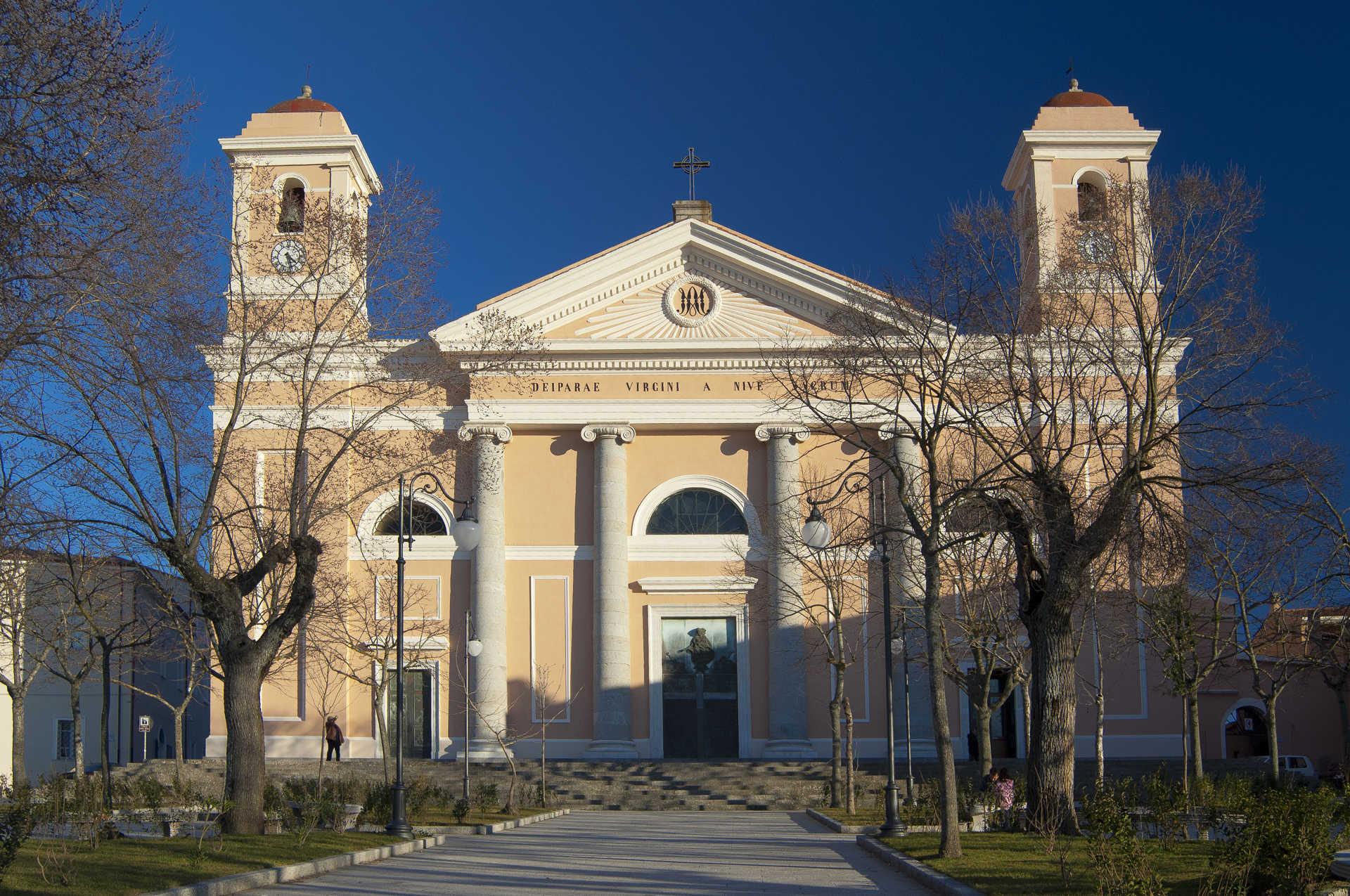 Nuoro, chiesa di Santa Maria della Neve - Fonte www.sardegnaturismo.it