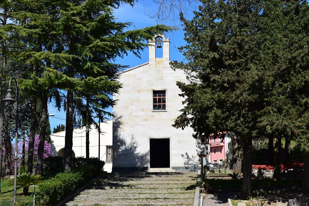 Nuoro, chiesetta della Solitudine - Fonte www.sardegnaturismo.it