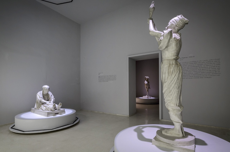 Nuoro, museo Ciusa - Fonte www.cuoredellasardegna.it