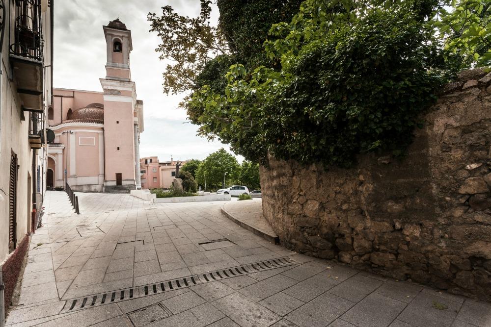 Nuoro, scorcio della città - Fonte www.sardegnaturismo.it