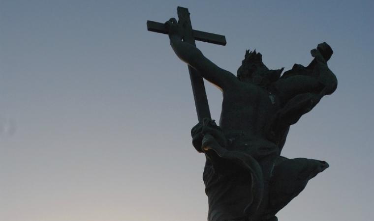 Nuoro, statua del Cristo Redentore - Fonte www.sardegnaturismo.it