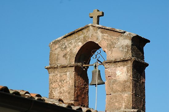 Olzai, campana chiesa di Sant'Anastaso - Fonte Comune Olzai