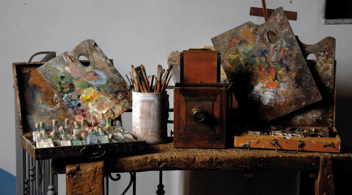 Olzai, casa-museo Carmelo Floris