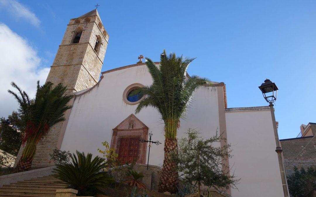 Olzai, chiesa di San Giovanni - Fonte www.olzaiturismo.info