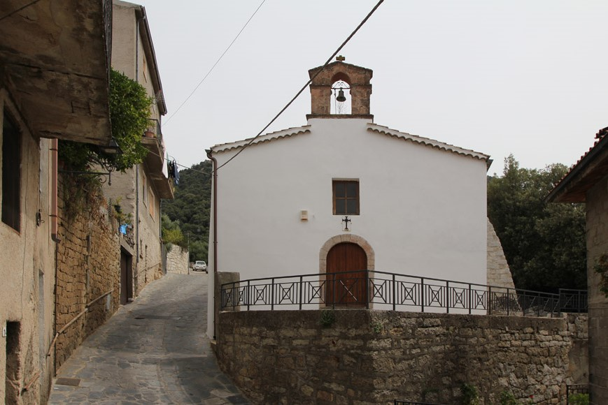 Olzai, chiesa di Sant'Anastasio - Fonte www.lamiasardegna.it