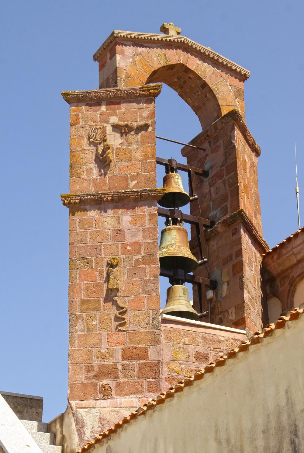 Orotelli, campanile chiesa San Giovanni Battista - Fonte www.sardegnaturismo.it