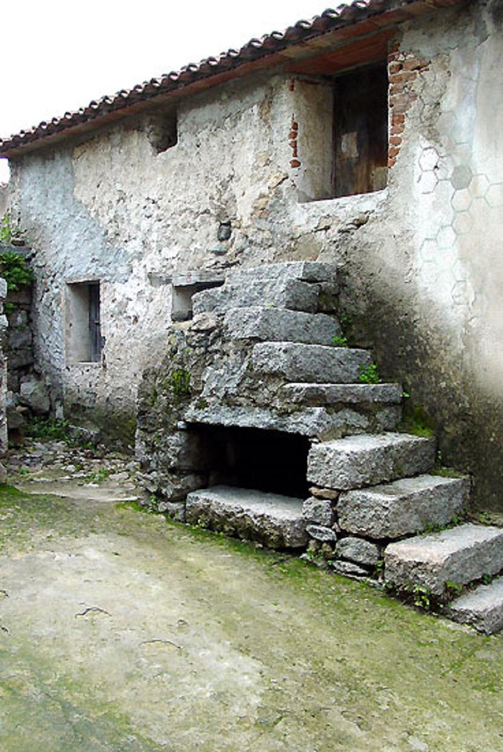 Orotelli, centro storico - Fonte Comune di Orotelli