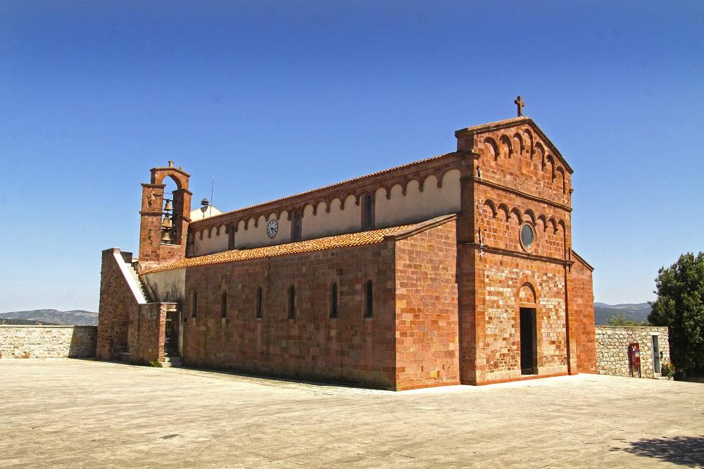 Orotelli, chiesa San Giovanni Battista - Fonte www.sardegnaturismo.it