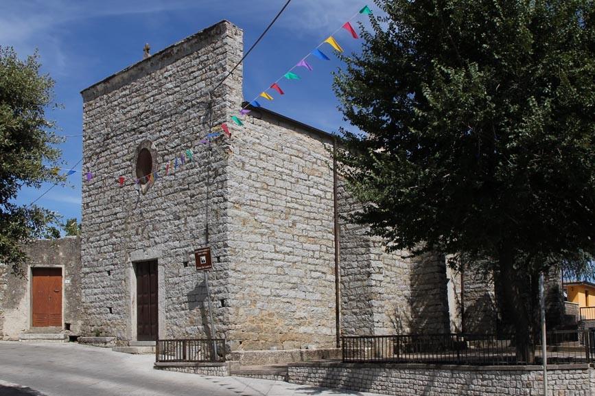 Orotelli, chiesa San Lussorio - Fonte www.lamiasardegna.it
