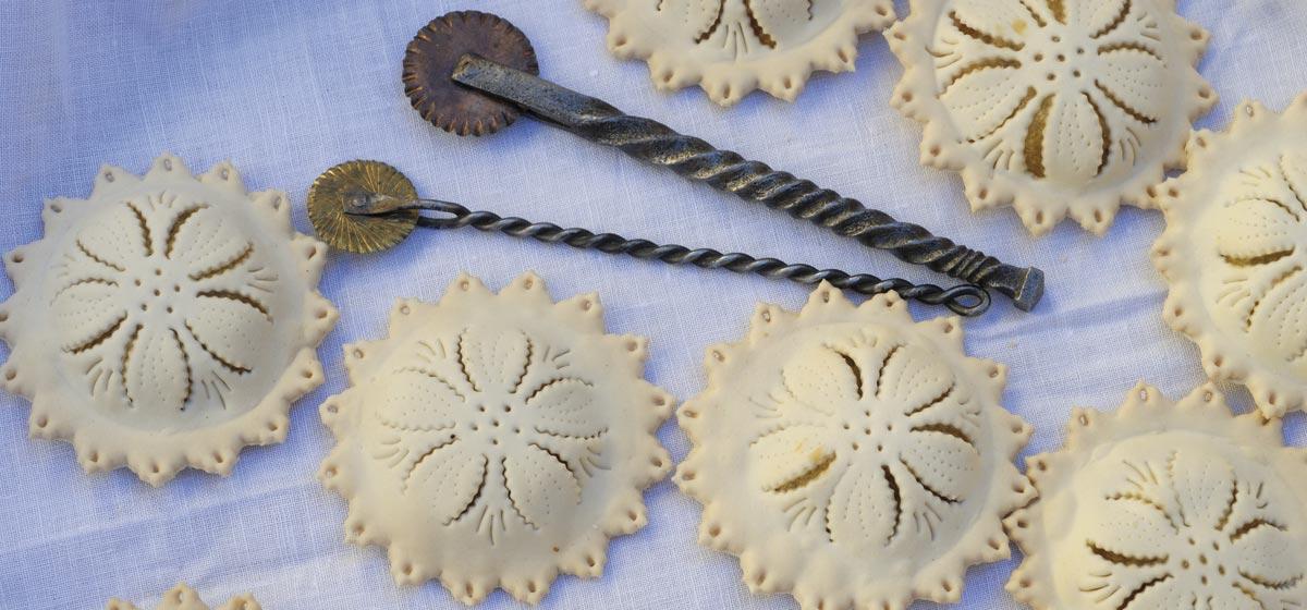 Orotelli, dolci tipici - Fonte www.cuoredellasardegna.it