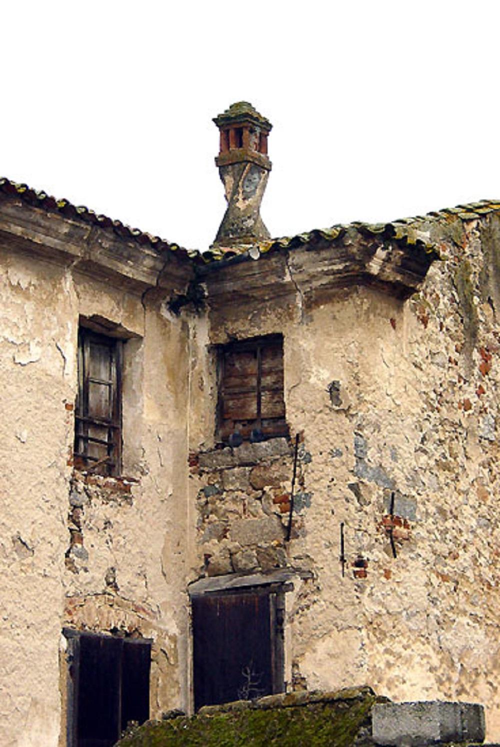 Orotelli, particolare centro storico - Fonte Comune di Orotelli