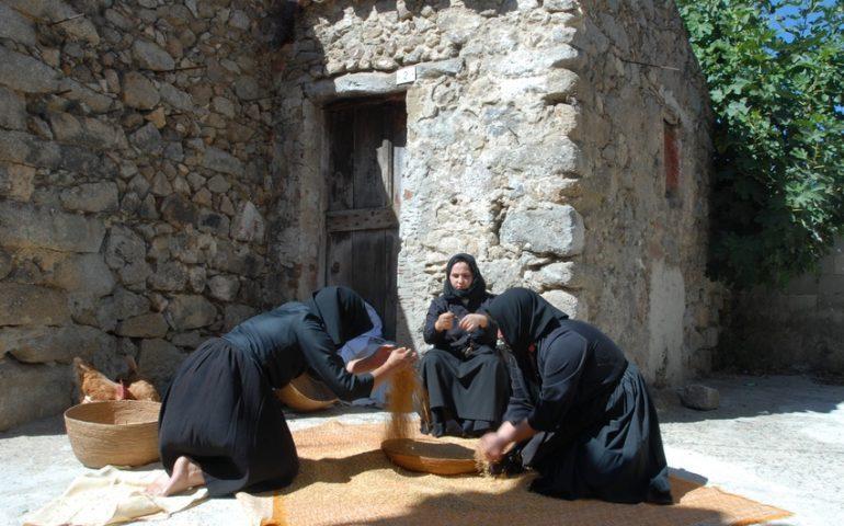 """(FOTO) Il viaggio di Autunno in Barbagia: Orotelli, terra di grano e patria de """"sos cambales"""""""