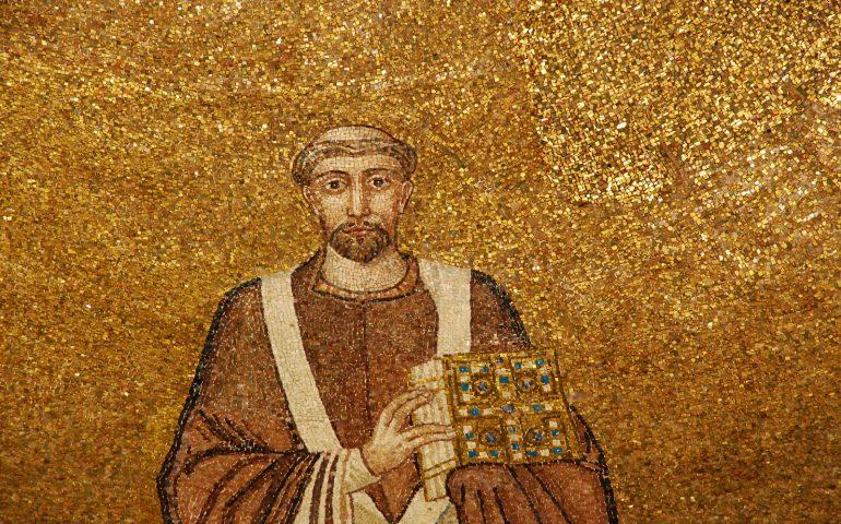 Accadde oggi. Il 22 novembre 498 veniva eletto l'ultimo Papa sardo, Simmaco I