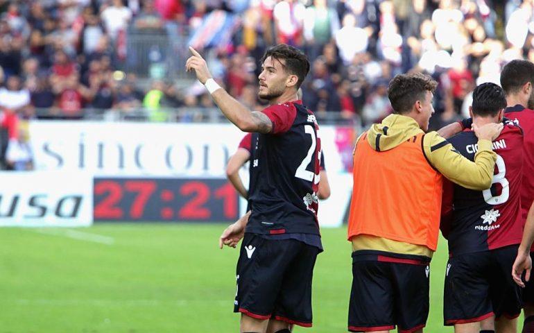 Cagliari, Luca Ceppitelli ha prolungato il suo contratto sino al 2021