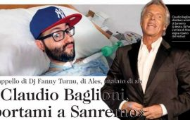 Dj Fanni a Sanremo: Andrea Turnu, il dj malato di SLA lancia il suo appello per partecipare al Festival