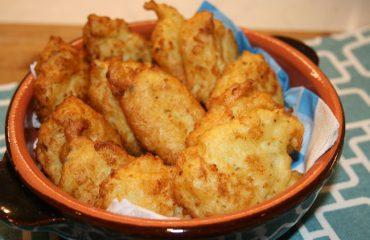 La ricetta Vistanet di oggi: frittelle di cavolfiore, piatto semplice amato anche dai bambini