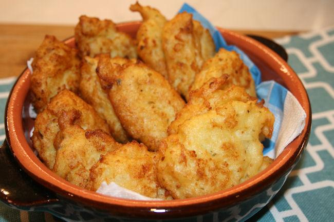 La ricetta Vistanet di oggi: frittelle di cavolfiore, piatto vegetariano molto saporito, ottimo anche come antipasto