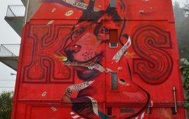 Cancellata un'opera di Manu Invisible da una parete, il rammarico dell'artista su Facebook