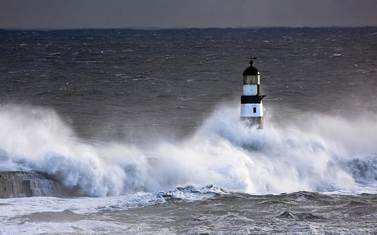 Meteo: nel weekend in arrivo in Sardegna super mareggiate e Maestrale record. E lunedì arriva l'inverno