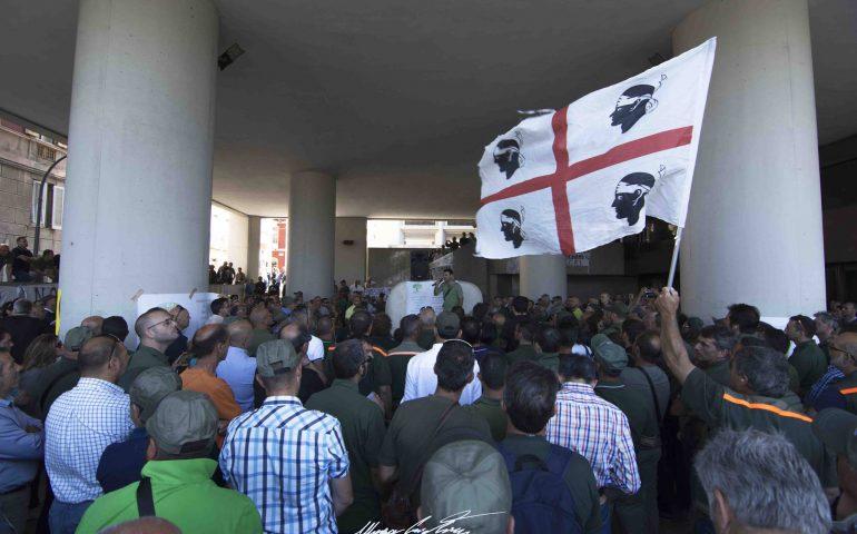 Sciopero dei lavoratori Forestas. Il 5 dicembre manifestazione a Cagliari: corteo da piazzale Trento a via Roma
