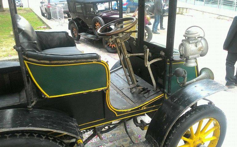 Lo sapevate? La prima auto che arrivò in Sardegna fu vinta alla lotteria da un agricoltore di Sestu nel 1903