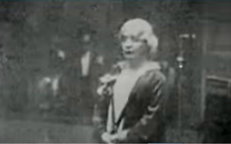 Accadde oggi. Il 10 dicembre 1927 Grazia Deledda riceve il Premio Nobel per la Letteratura