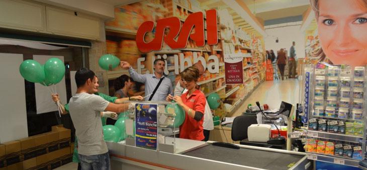 LAVORO. Il gruppo Crai, Simply, Centro Cash cerca addetti vendita per tutta la Sardegna