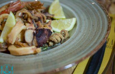 """Fritto misto di mare """"alla sarda"""", un piatto a cui non si può rinunciare, tra i più richiesti dai clienti di Man.Gia. (FOTO)"""