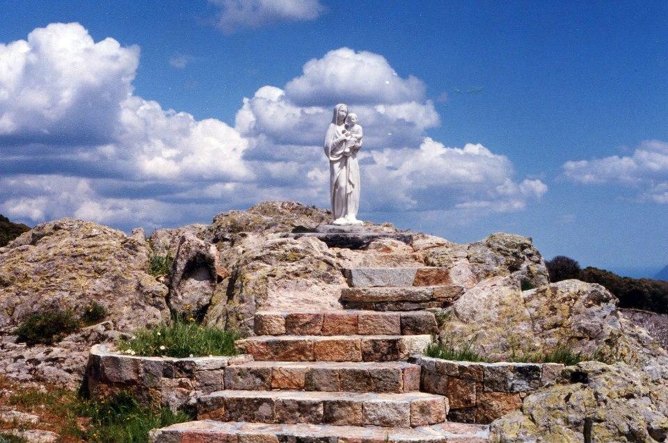Orune, Madonna de su Cossolu - Fonte www.oruneonline.it
