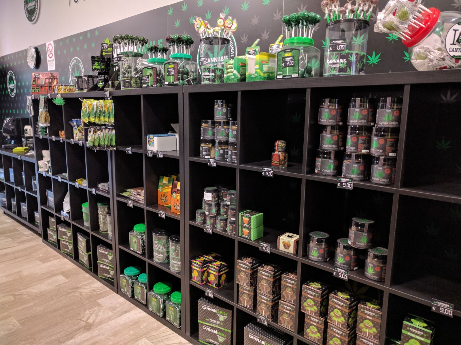California weed shops online