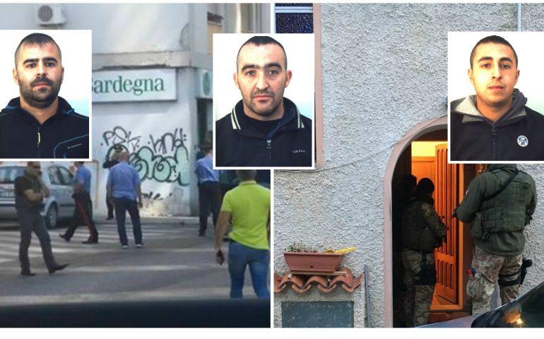 Tentata rapina a mano armata al Banco di Sardegna vestiti da carabinieri: individuati i 3 rapinatori