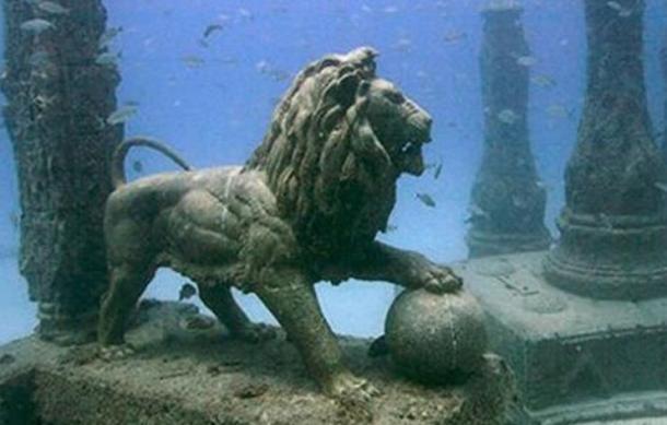 In Egitto riemerge un'antica città greca sprofondata in mare 1200 anni fa (PHOTOGALLERY)