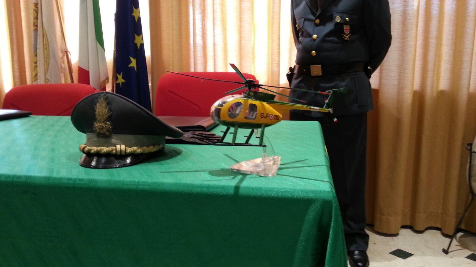 Elicottero Quarto : Con un elicottero da mila euro portava cocaina purissima in