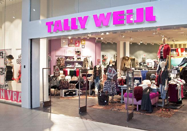 LAVORO a Cagliari. Negozio di abbigliamento Tally Weijl alle Vele cerca addetta vendita