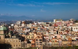 Cagliari prima città in Italia per i reati legati alla droga