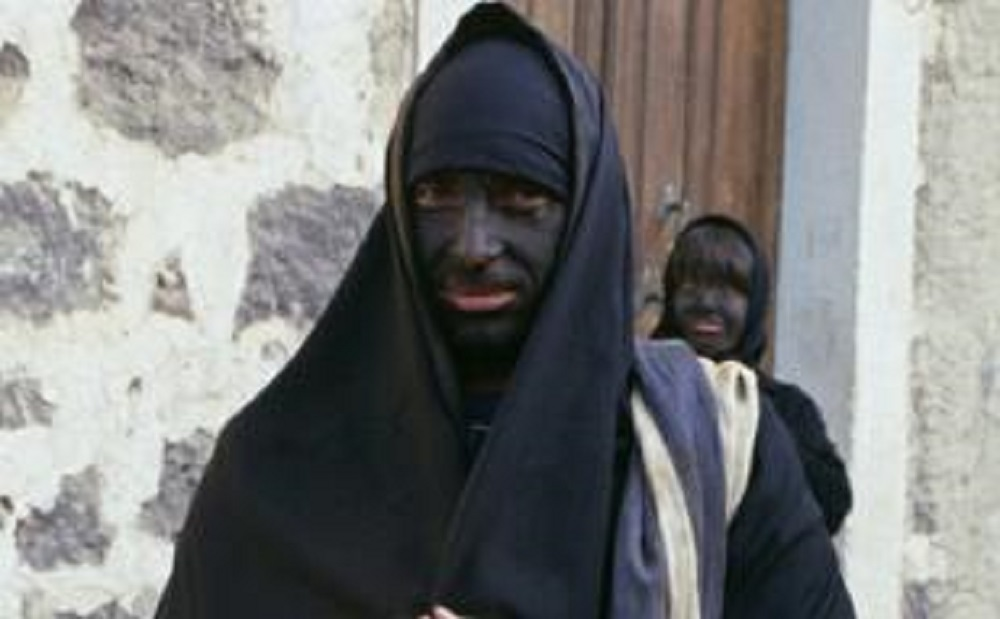 Aidomaggiore, le maschere del Martedì - Fonte www.sardegnaturismo.it